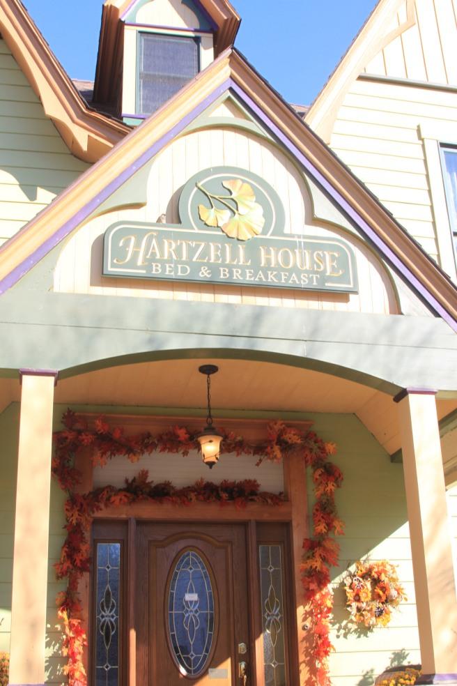 Hartzell House B&B